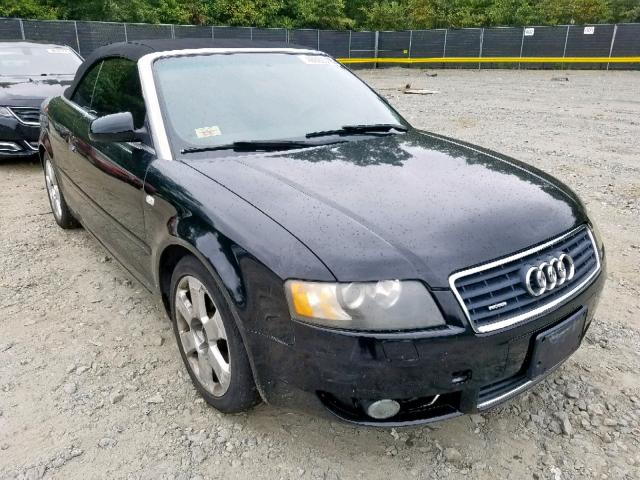 click here to view 2005 AUDI A4 QUATTRO at IBIDSAFELY