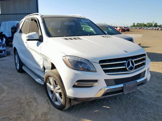 click here to view 2015 MERCEDES-BENZ ML 250 BLU at IBIDSAFELY