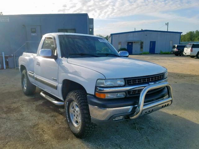 1999 Chevrolet Silverado >> 1999 Chevrolet Silverado 5 3l 8 For Sale In Gaston Sc Lot 47038899