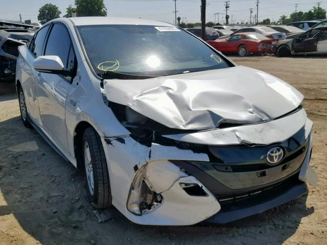 click here to view 2018 TOYOTA PRIUS PRIM at IBIDSAFELY