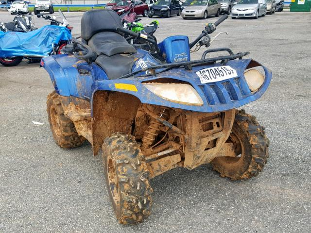 click here to view 2010 ARCTIC CAT TRV 500 at IBIDSAFELY