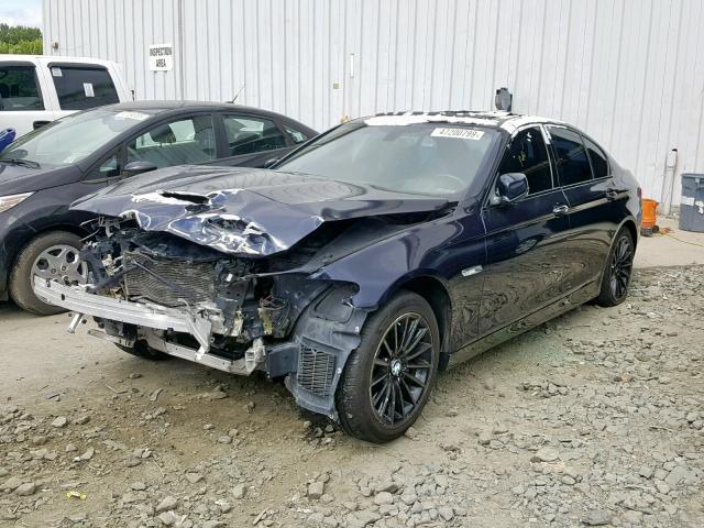 2013 BMW  535 XI