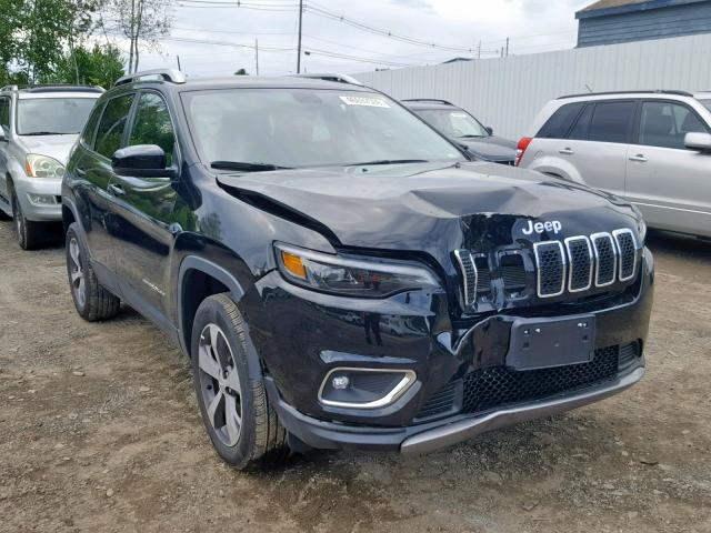 2019 Jeep Cherokee L 3 2L 6 for Sale in North Billerica MA - Lot: 46692509