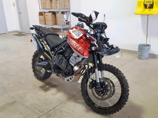 click here to view 2018 TRIUMPH MOTORCYCLE TIGER 800 at IBIDSAFELY