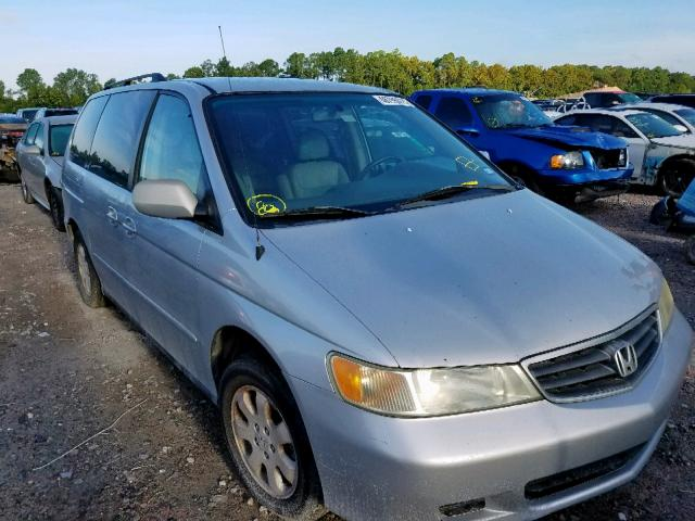 Salvage cars for sale from Copart Houston, TX: 2003 Honda Odyssey
