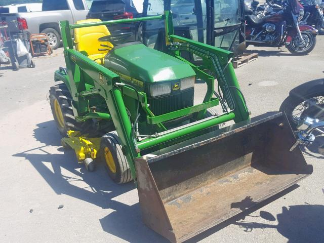 click here to view 1998 JOHN DEERE TRACTOR at IBIDSAFELY