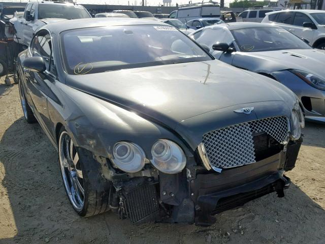 Salvage 2005 Bentley CONTINENTAL for sale