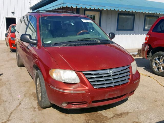 click here to view 2005 CHRYSLER TOWN & COU at IBIDSAFELY