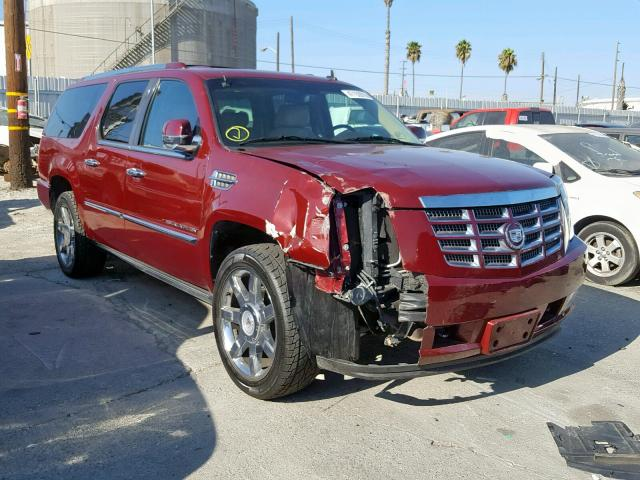 click here to view 2010 CADILLAC ESCALADE E at IBIDSAFELY