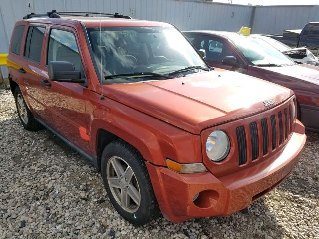 click here to view 2008 JEEP PATRIOT SP at IBIDSAFELY