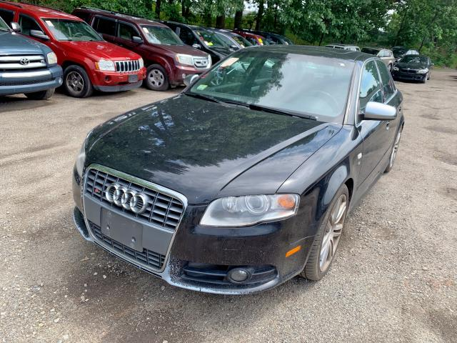 click here to view 2007 AUDI NEW S4 QUA at IBIDSAFELY