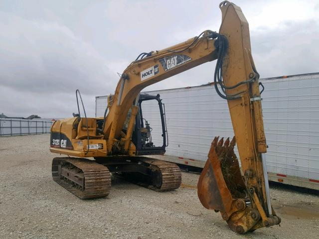 click here to view 2003 CATERPILLAR 312 at IBIDSAFELY