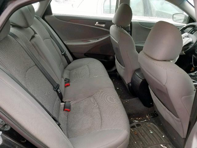 2013 Hyundai Sonata Gls 2.4L detail view