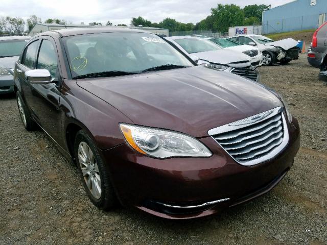 2013 Chrysler 200 Limite 3.6L