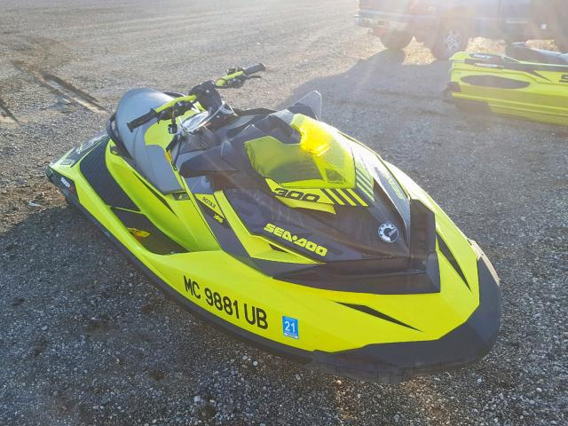 click here to view 2018 SEAD RXP X 300 at IBIDSAFELY