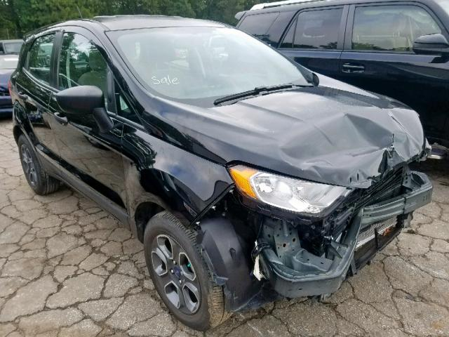 click here to view 2018 FORD ECOSPORT S at IBIDSAFELY