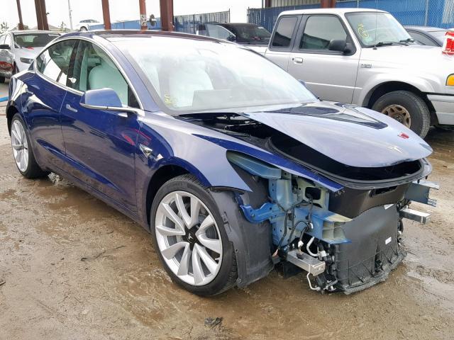 2018 Tesla Model 3 for Sale in Riverview FL - Lot: 46102549