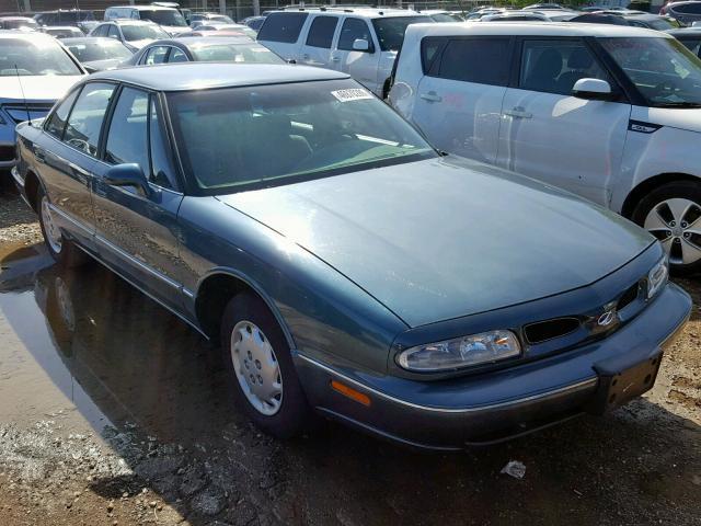 Salvage 1998 Oldsmobile 88 BASE for sale