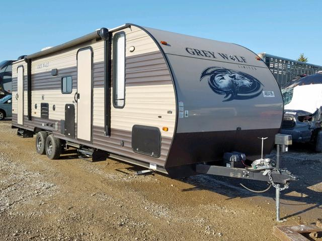 click here to view 2017 WILDWOOD GREY WOLF at IBIDSAFELY