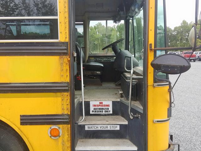 1998 Thomas School Bus 6 for Sale in Fredericksburg VA - Lot: 44660759