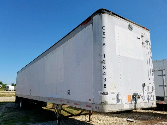 Salvage cars for sale from Copart Sikeston, MO: 1996 Great Dane Trailer