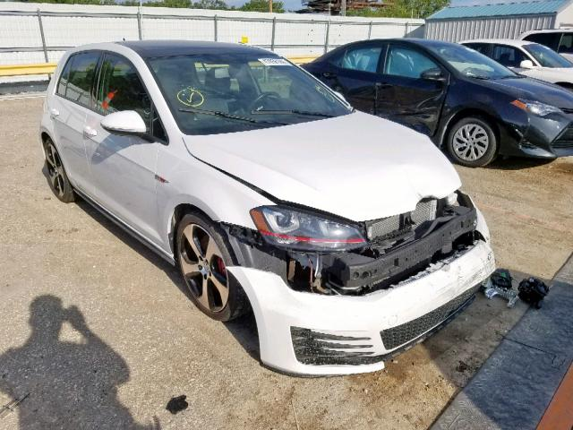 click here to view 2016 VOLKSWAGEN GTI S/SE at IBIDSAFELY