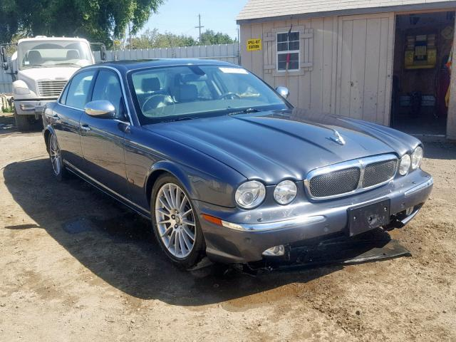 click here to view 2007 JAGUAR XJ8 L at IBIDSAFELY