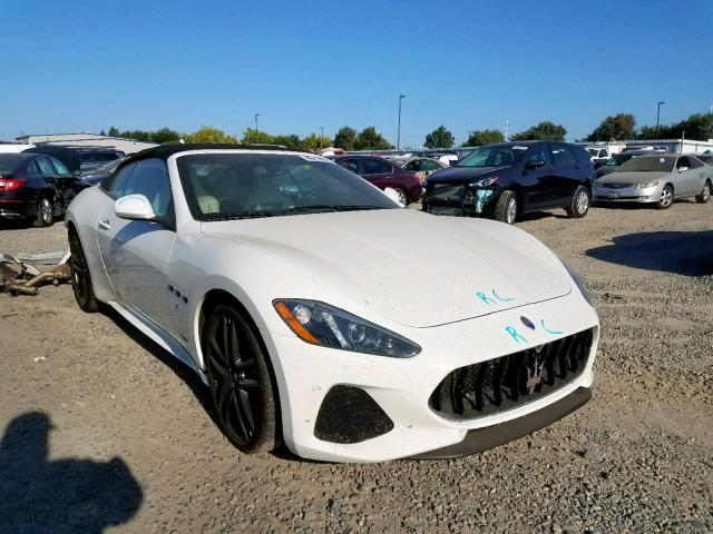 click here to view 2018 MASERATI GRANTURISM at IBIDSAFELY