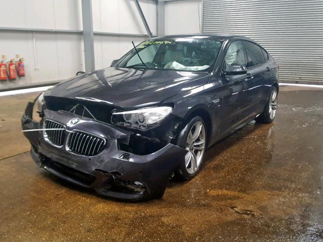 BMW 520D M SPO - 2016 rok