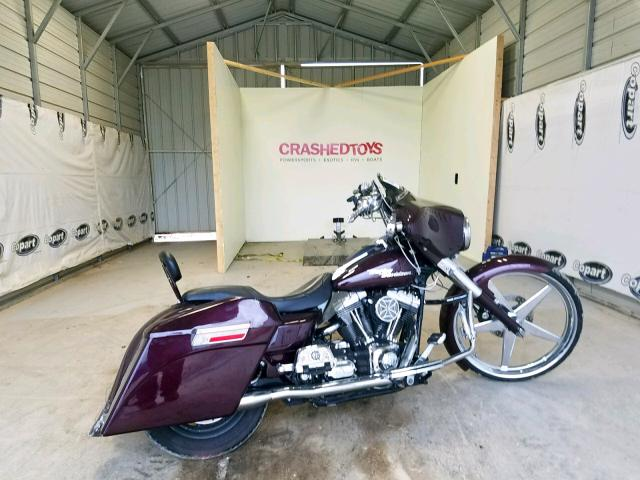 Salvage 2007 Harley-Davidson FLHTCUI for sale