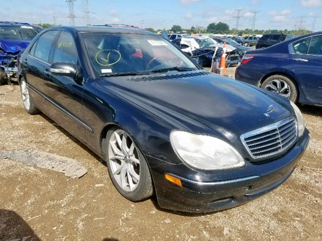 click here to view 2002 MERCEDES-BENZ S 500 at IBIDSAFELY