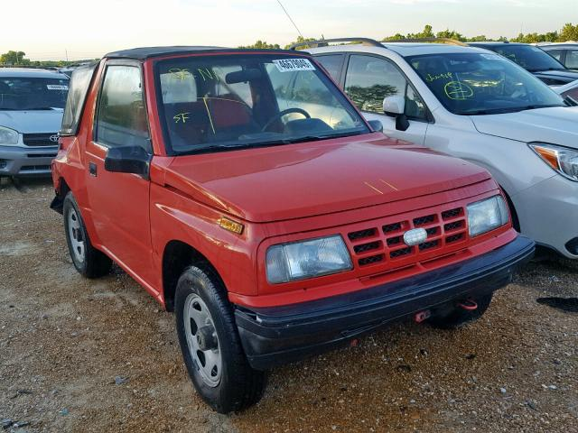 1992 Geo Tracker 1 6l 4 For Sale In Bridgeton Mo Lot 46679049