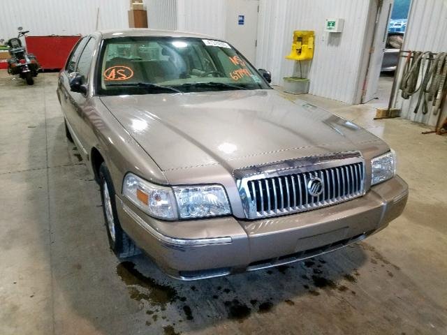 click here to view 2006 MERCURY GRAND MARQ at IBIDSAFELY