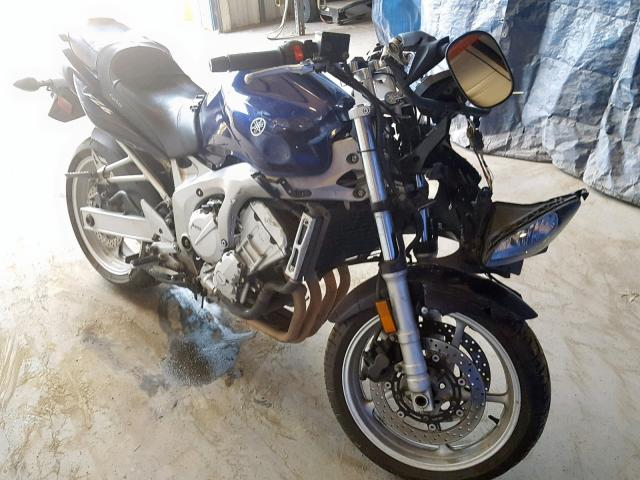 click here to view 2004 YAMAHA FZ6 S at IBIDSAFELY