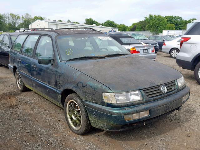 1996 Volkswagen Passat Tdi 1.9L