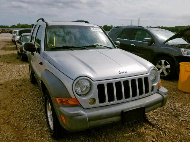 click here to view 2005 JEEP LIBERTY SP at IBIDSAFELY