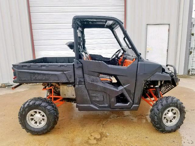 Polaris salvage cars for sale: 2016 Polaris Ranger XP