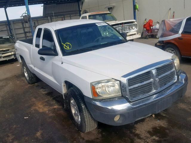2005 Dodge Dakota Slt >> 2005 Dodge Dakota Slt 3 7l 6 For Sale In Anthony Tx Lot 46962189