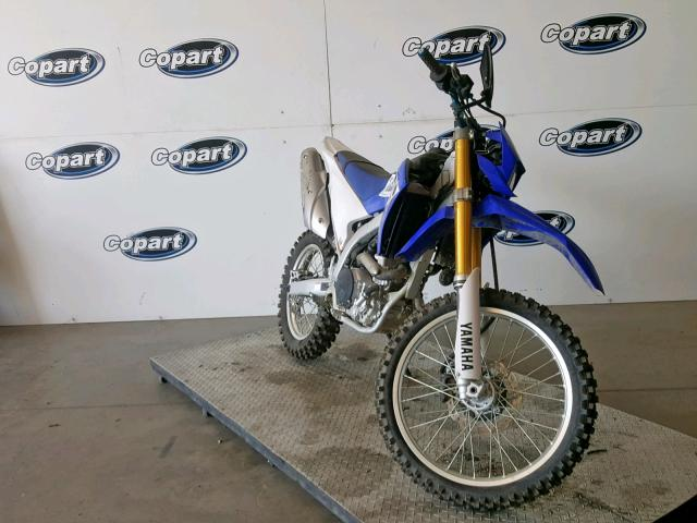 click here to view 2013 YAMAHA WR250 RC at IBIDSAFELY