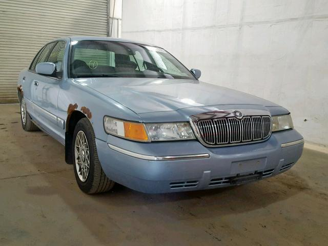 click here to view 1999 MERCURY GRAND MARQ at IBIDSAFELY