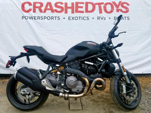 click here to view 2019 DUCATI MONSTER 82 at IBIDSAFELY
