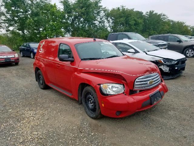 2011 Chevrolet Hhr Panel 2.2L