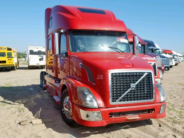 click here to view 2007 VOLVO VN VNL at IBIDSAFELY