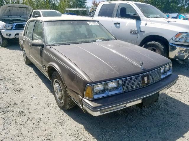 click here to view 1986 OLDSMOBILE 98 REGENCY at IBIDSAFELY