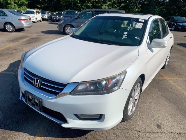2013 Honda Accord Ex 2.4L