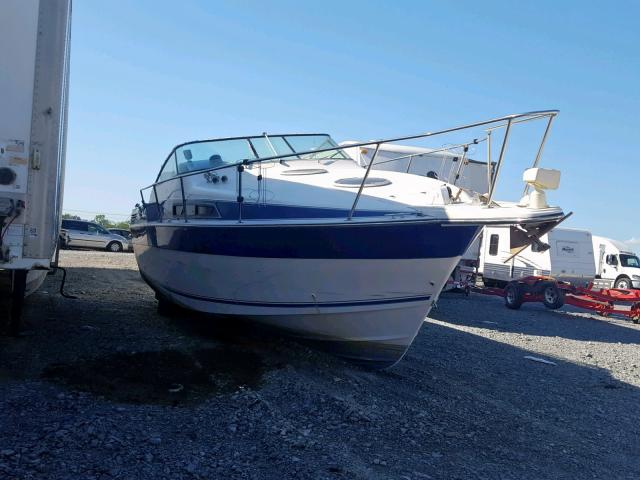 Salvage cars for sale from Copart Lebanon, TN: 1992 Four Winds Boat
