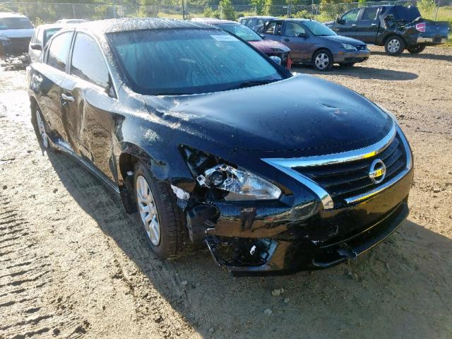 Salvage cars for sale from Copart Madison, WI: 2015 Nissan Altima 2.5
