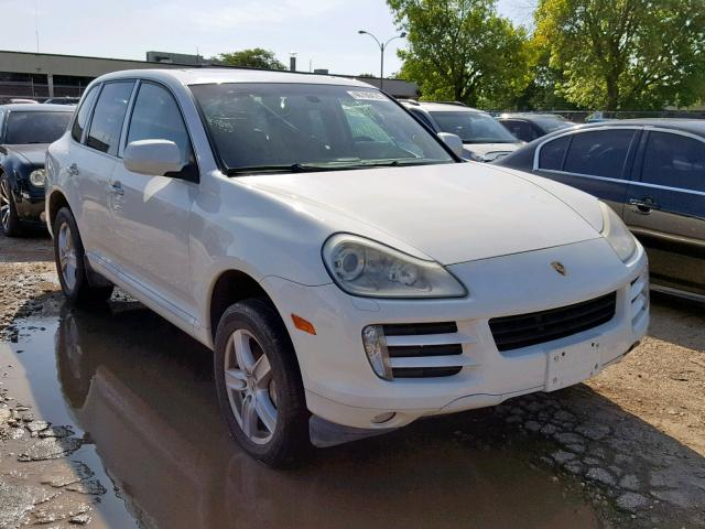 click here to view 2008 PORSCHE CAYENNE S at IBIDSAFELY