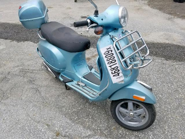 click here to view 2011 VESPA LX 50 at IBIDSAFELY