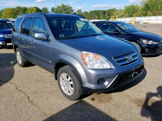 click here to view 2006 HONDA CR-V SE at IBIDSAFELY